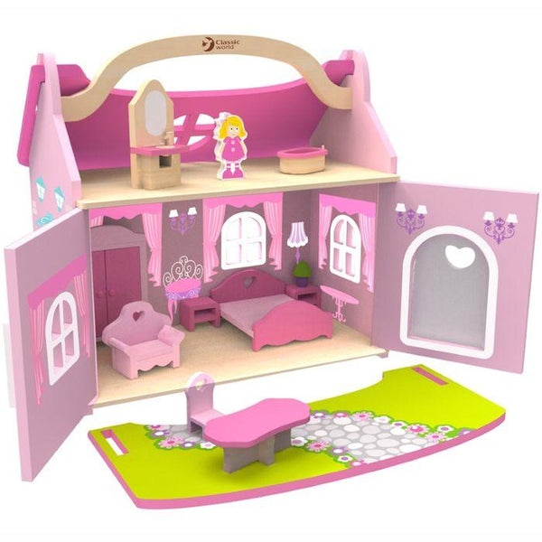 Princess Dream House - Parnell Baby Boutique