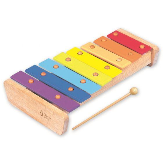 Rainbow Xylophone - Parnell Baby Boutique