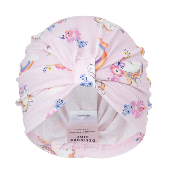 Enchanted Unicorn Headwrap Turban - Parnell Baby Boutique
