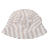 Linen Seaside Bucket Hat
