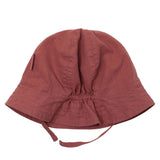 Linen Prarie Bucket Hat