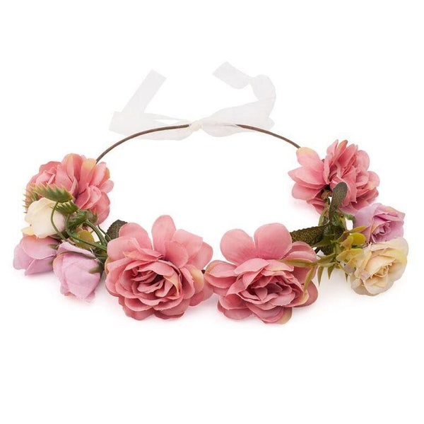 Flower Crown - Parnell Baby Boutique