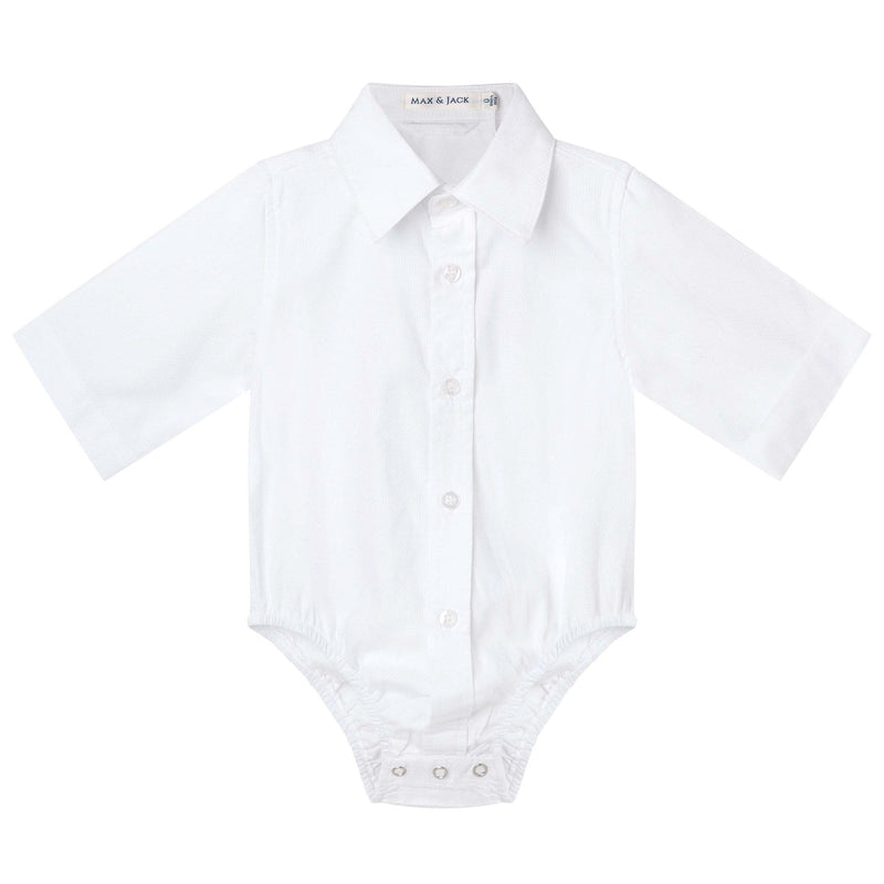 Formal Romper - Parnell Baby Boutique