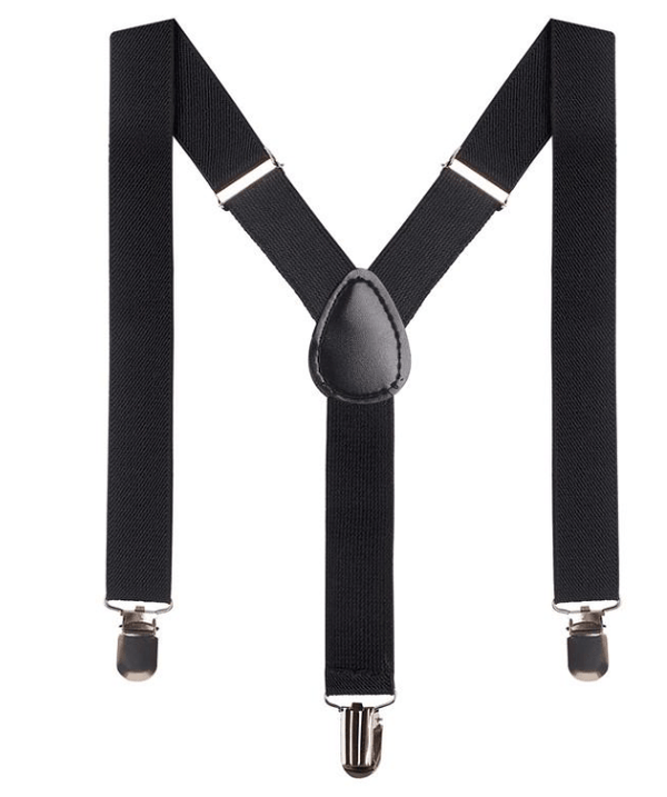 Charlie Suspenders - Parnell Baby Boutique