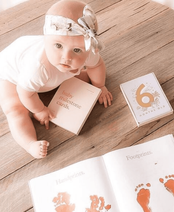 Fox & Fallow Baby Milestone Cards - Parnell Baby Boutique