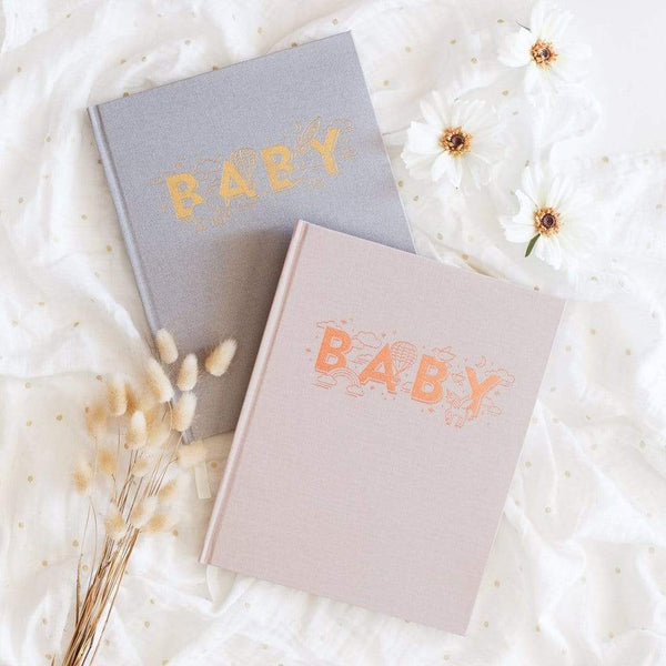 Baby Book - Parnell Baby Boutique