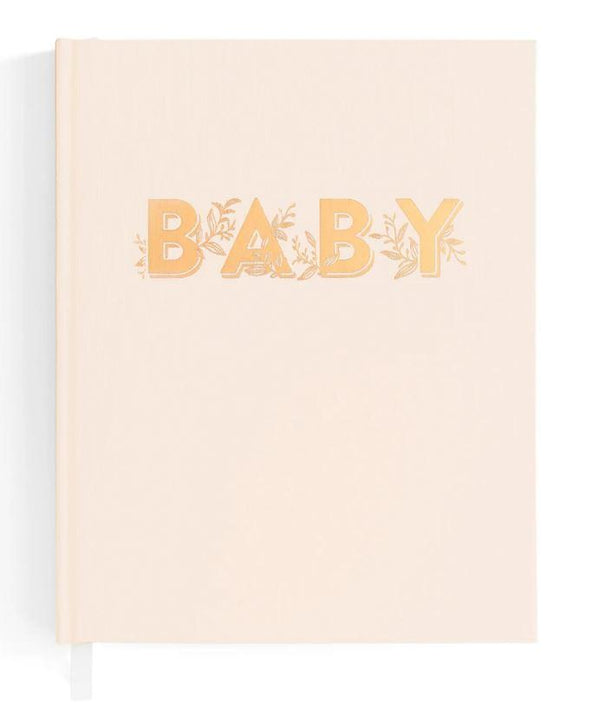 Buttermilk Baby Book -  (Gender Neutral) - Parnell Baby Boutique