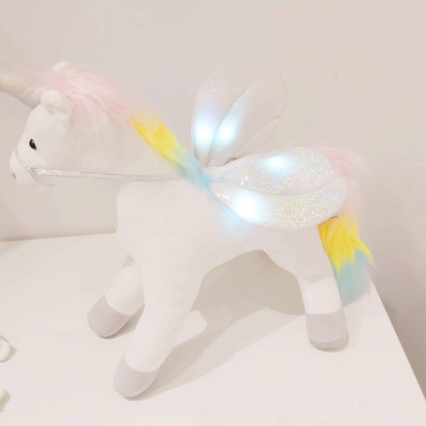 Magical Light & Sound Unicorn - Parnell Baby Boutique