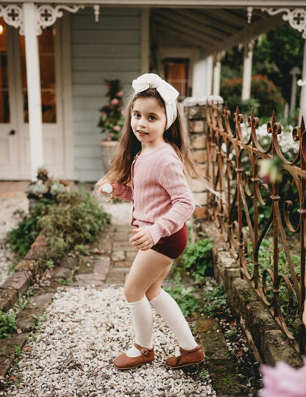 Karibou Picnic Knee High Socks - Parnell Baby Boutique