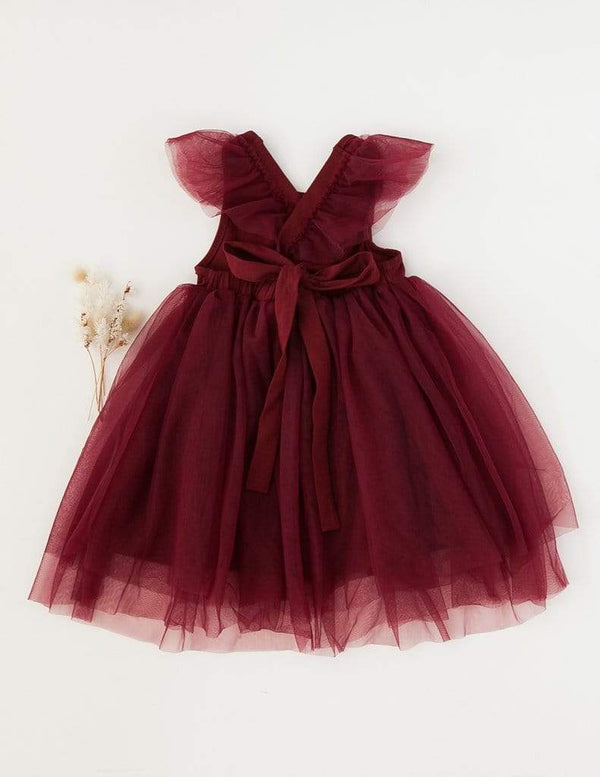 Karibou Kids Girls Dress Scarlett Tutu Dress