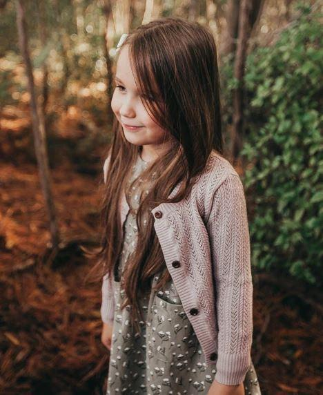 Penny Light Cotton Knit Cardigan - Parnell Baby Boutique