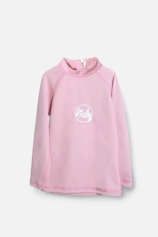 Rashguard Top - Blush Pink - Parnell Baby Boutique