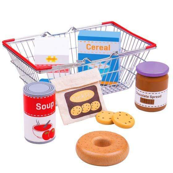 Grocery Basket Set - Parnell Baby Boutique