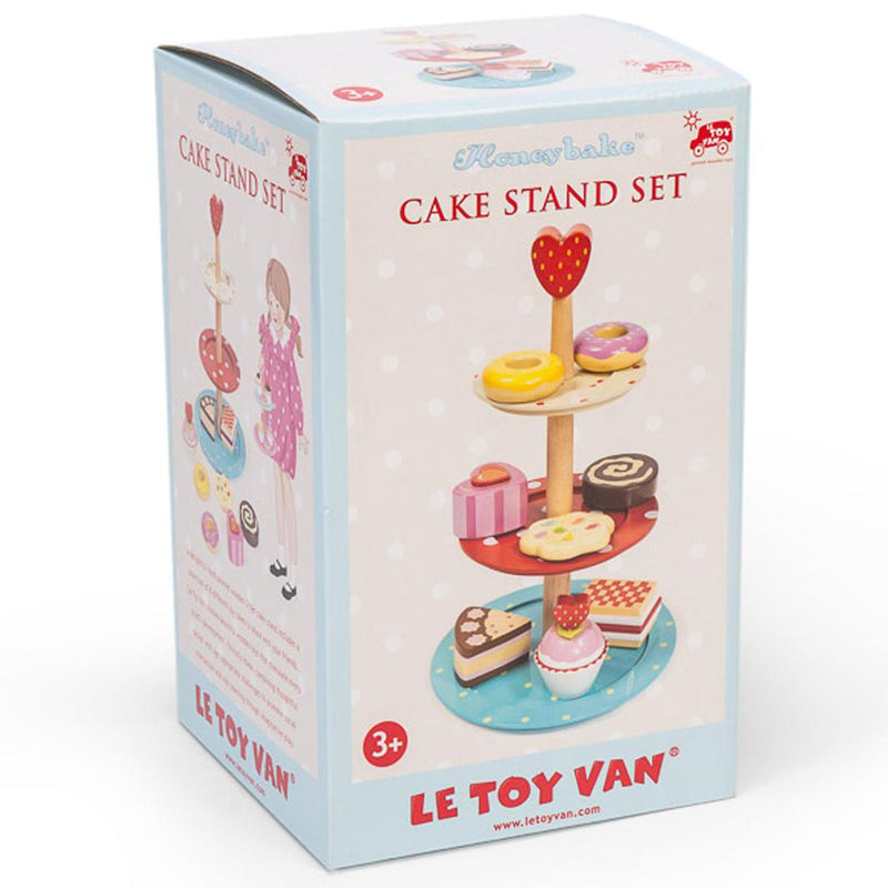 Honeybake 3 Tier Cake Stand - Parnell Baby Boutique
