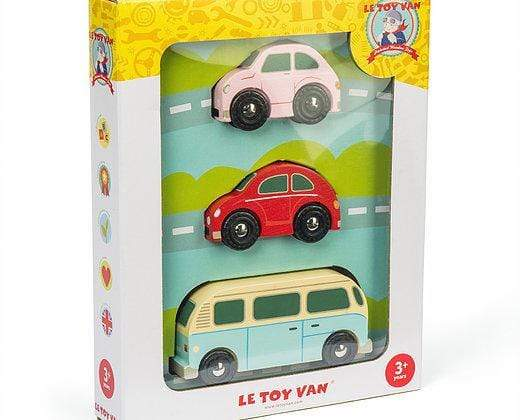 Retro Metro Car Set - Parnell Baby Boutique