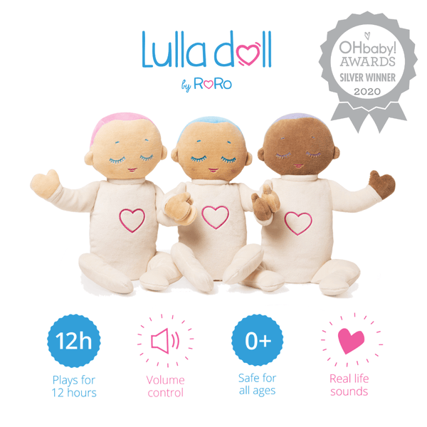The New Generation Three Lulla Doll - Parnell Baby Boutique