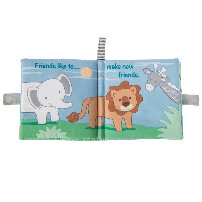 Mary Meyer Childrens Books Afrique Soft Book