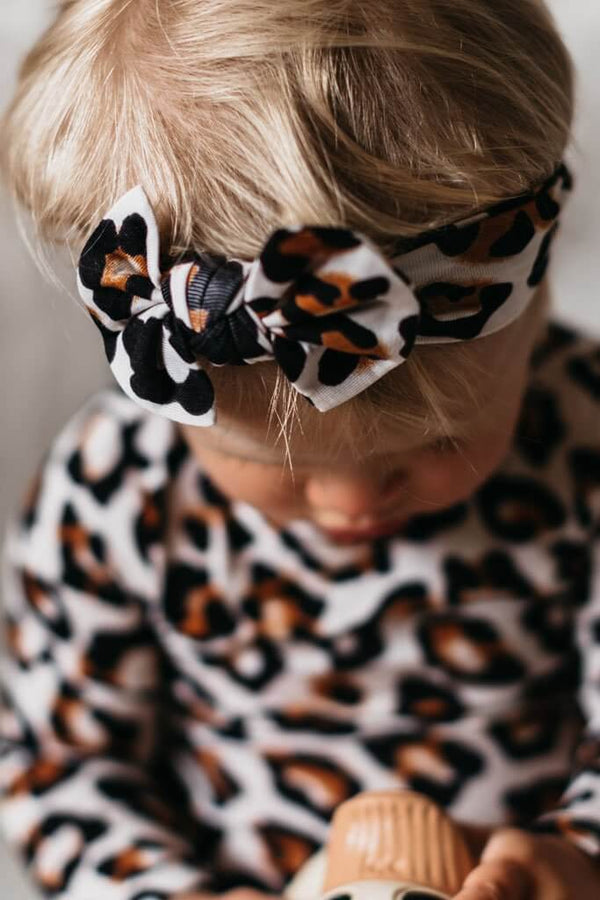 OiOi Accessory Hair Top Knot Headband