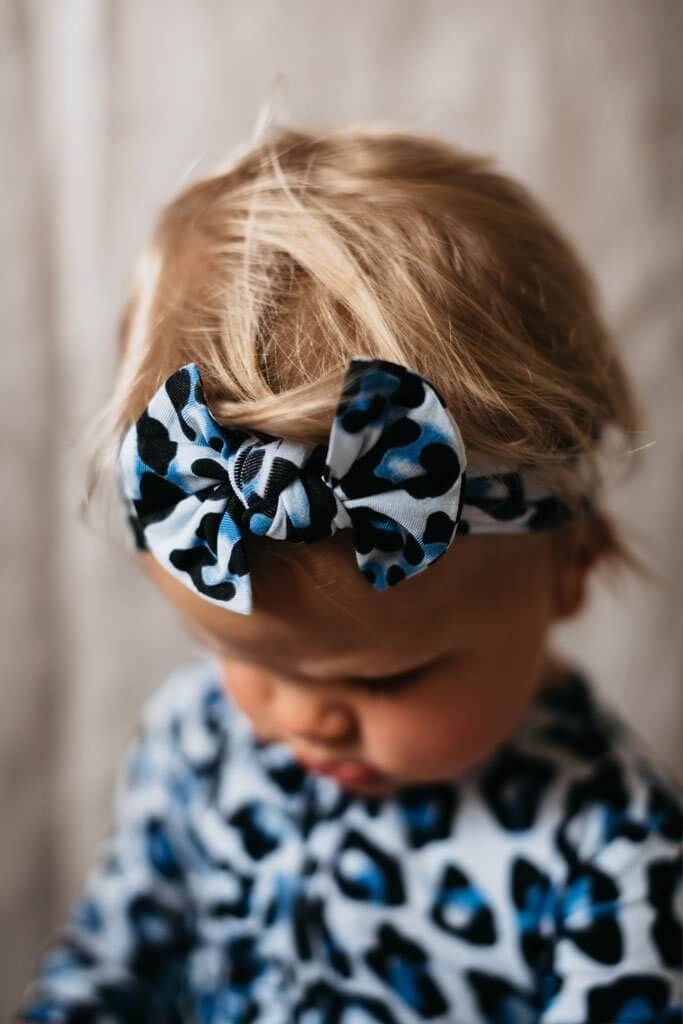 Top Knot Headband - Parnell Baby Boutique