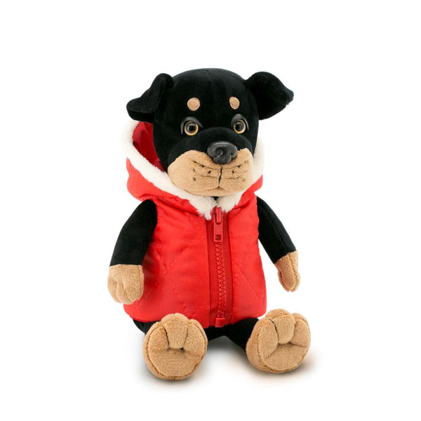 Max the Rottweiler 20cm - Parnell Baby Boutique
