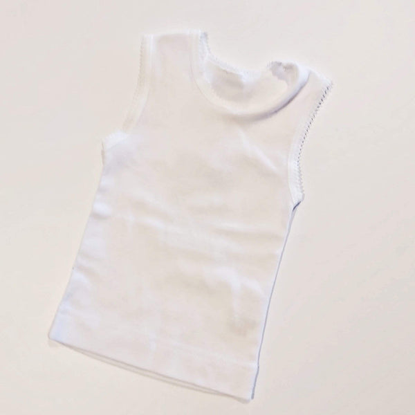 Mayfair Singlet - Parnell Baby Boutique