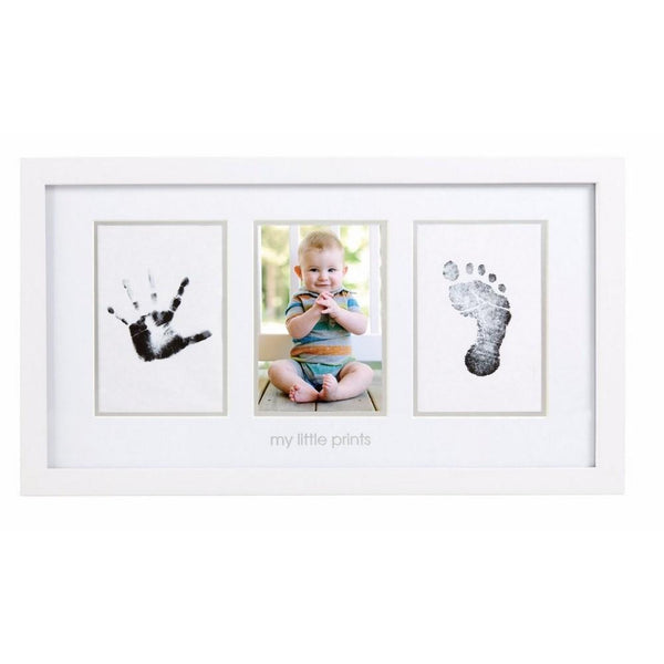 Babyprints Photo Frame - white - Parnell Baby Boutique