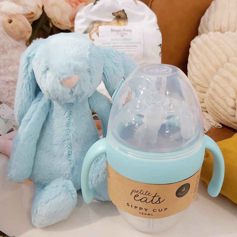 Petite Eats 2 in 1 Squidgy Sippy Cup - Parnell Baby Boutique