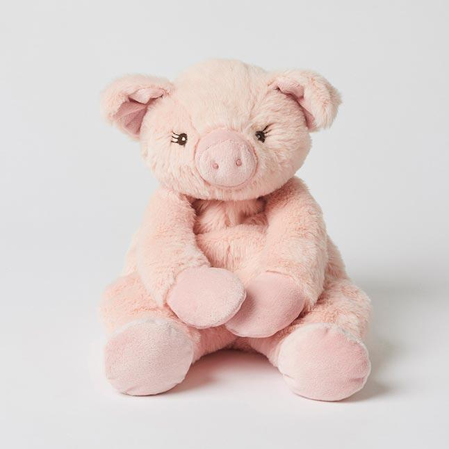 Plush Floppy Pig - Parnell Baby Boutique