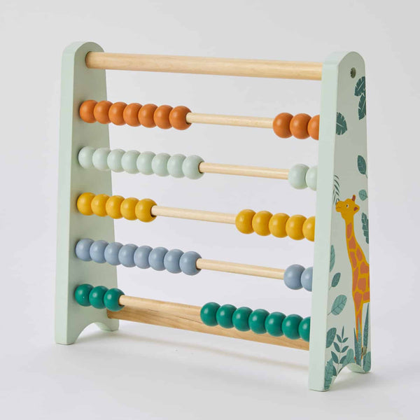 Wooden Abacus - Parnell Baby Boutique