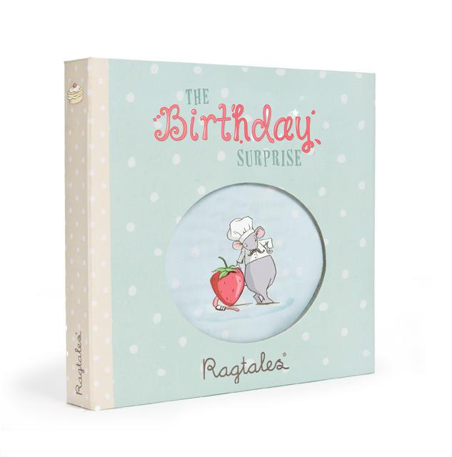 Rag Books Birthday Surprise - Parnell Baby Boutique