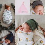 Snuggle Hunny Knotted Beanie - Parnell Baby Boutique
