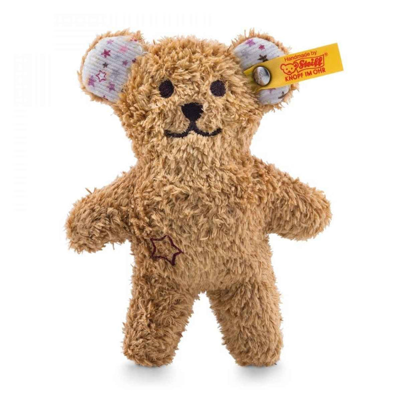 Mini Teddy Bear Rattle - Parnell Baby Boutique