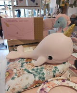 Narwhal Night Light - Parnell Baby Boutique