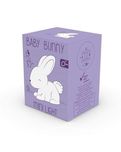 Pink Baby Bunny Mini Light - Parnell Baby Boutique