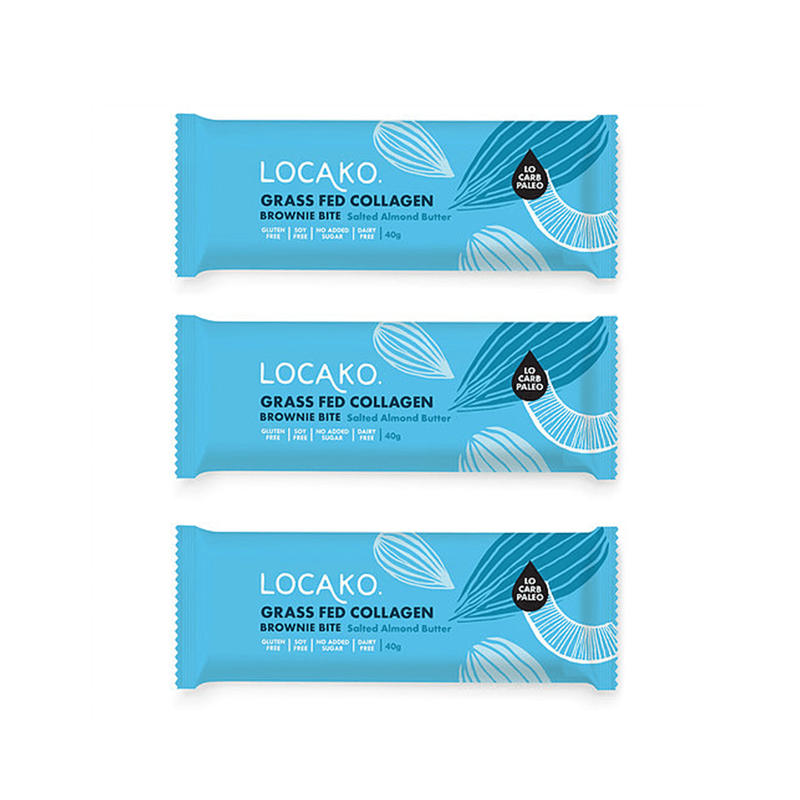 Locako Salted Almond Butter x 3 - Parnell Baby Boutique