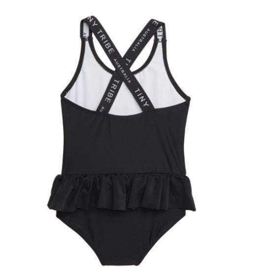 Tiny Tribe Girls Star Swimsuit - Parnell Baby Boutique