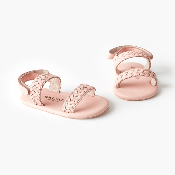 Allegra Plaited Sandal - Parnell Baby Boutique