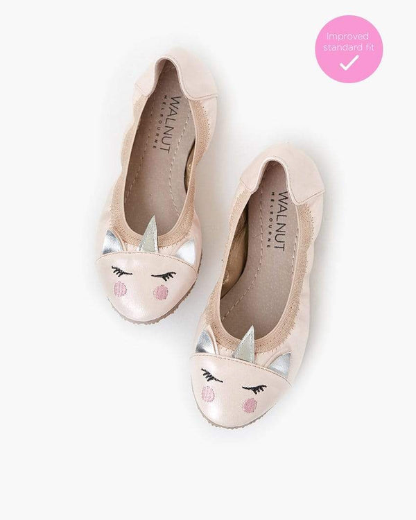 Catie Unicorn Ballet Flat - Parnell Baby Boutique