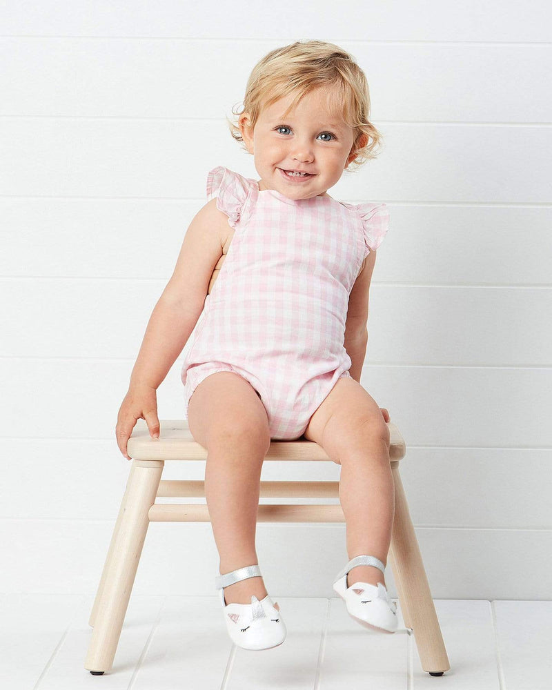 Sprinkles Unicorn Mary Jane - Parnell Baby Boutique