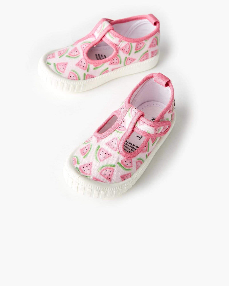 Windsor Canvas Shoe - Parnell Baby Boutique
