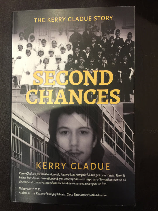 Kerry Gladue Book Purchase