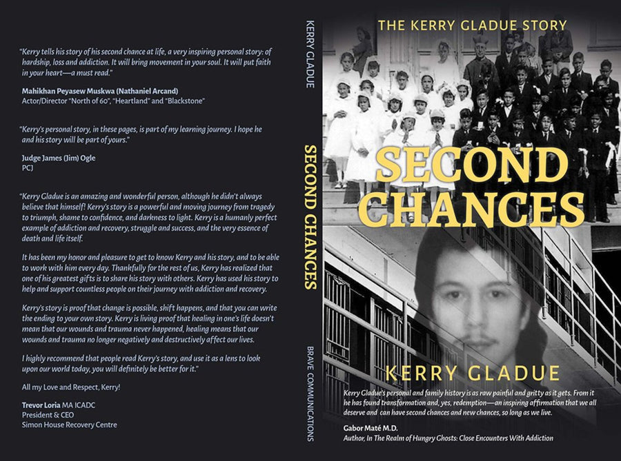 Second Chances: The Kerry Gladue Story