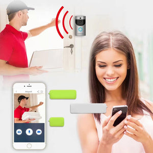 WiFi Wireless Video Camera Door Bell