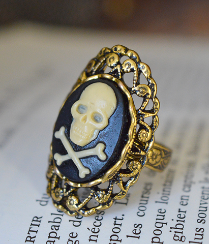 Bague de la Capitaine