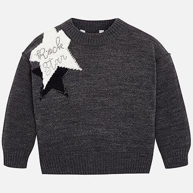 Rock start sweater