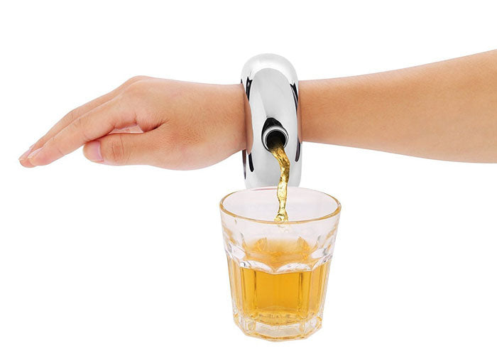Wine Flask Bracelet - https://www.sugarcoateddecor.com/
