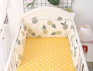 Nordic Baby Bed Bumpers - 20 designs - https://www.sugarcoateddecor.com/