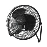 Vie Air 8 Inch High Velocity Metal Desk and Floor Fan - Bent Buys