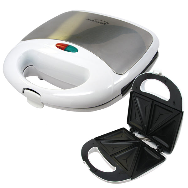 Brentwood Sandwhich Maker (White) - Bent Buys