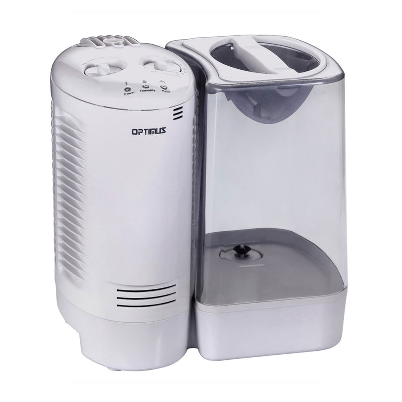 Optimus 3.0 Gallon Warm Mist Humidifier with Wicking Vapor System - Bent Buys